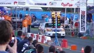 Brzi i žestoki V.Gorica 26.5.2012 - Yugo vs. Nissan Skyline view on youtube.com tube online.