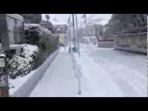 2014.2.8 Heavy Snow , Tokyo