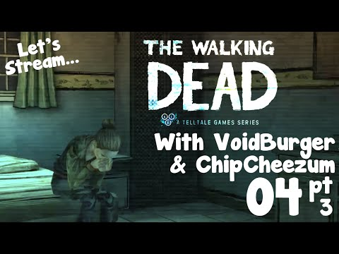 Let's Stream The Walking Dead (Season 1, Episode 4, Part 3)