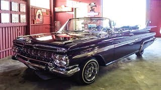 Miguel Alatorre & His 1959 Chevrolet Impala  - Lowrider Roll Models Ep. 2. MotorTrend.
