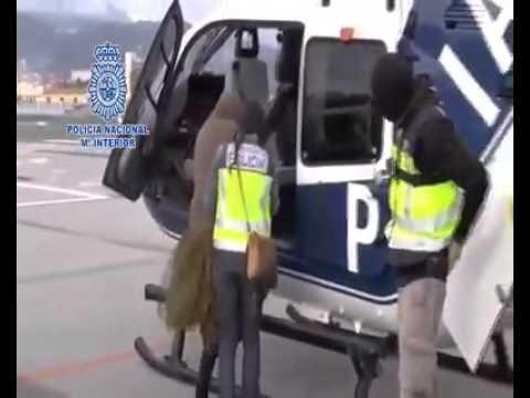 إعتقال مجندات لداعش بمليلية المحتلة