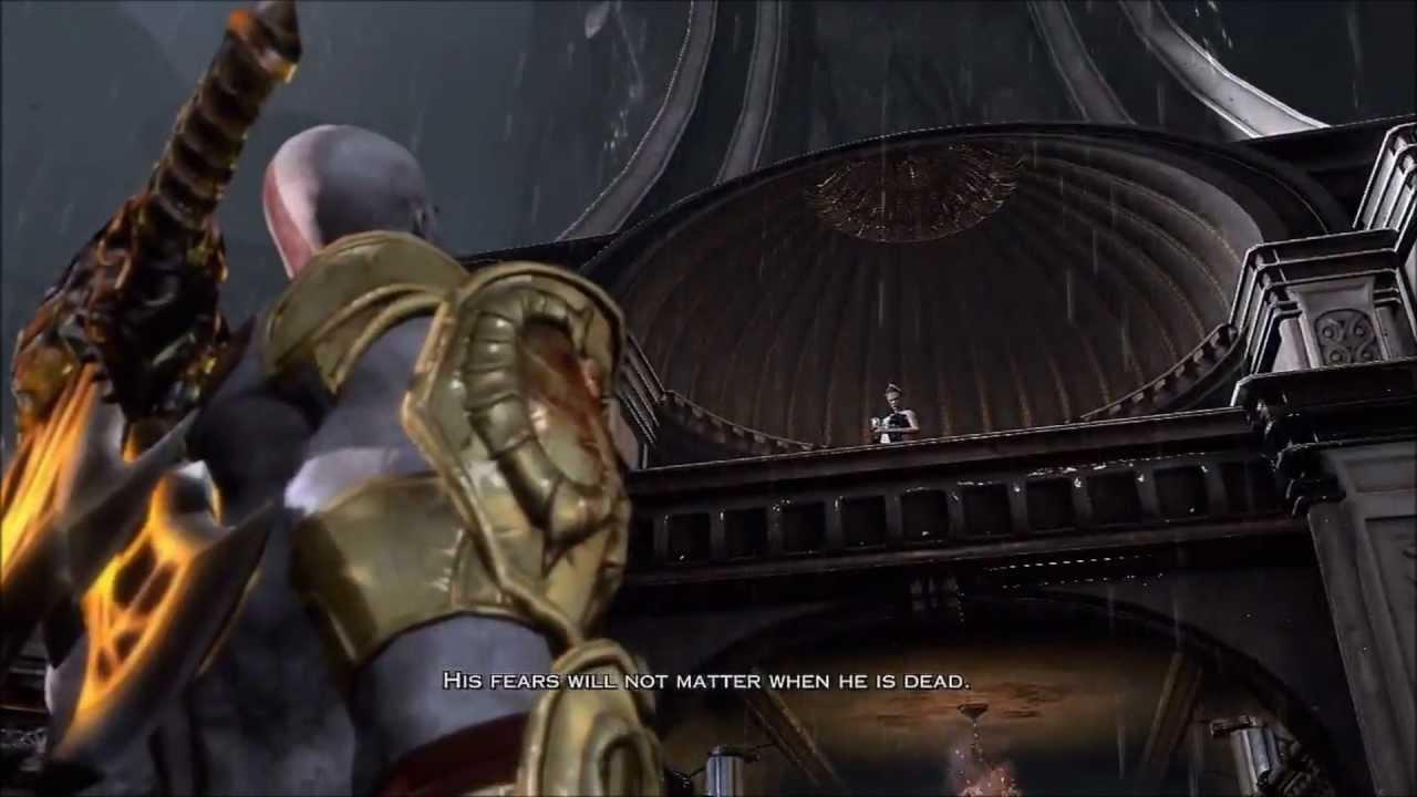 God of War 3 - Hercule...