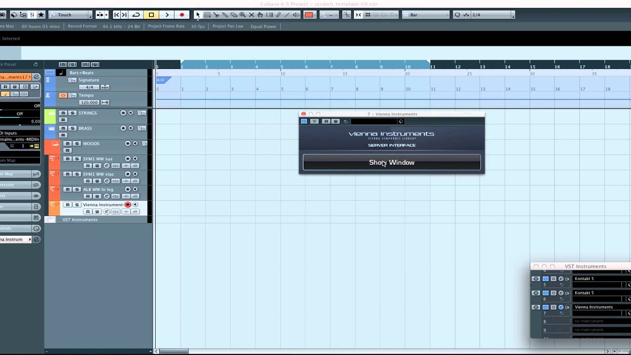 how to set up ezdrummer in cubase
