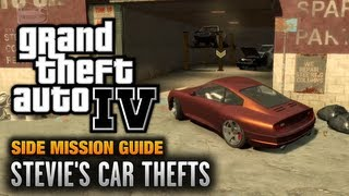 GTA 4 Stevie's Car Thefts [You Got The Message