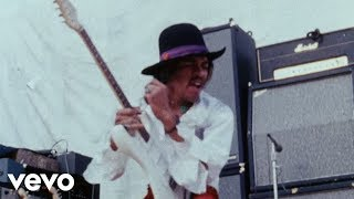 The Jimi Hendrix Experience Foxey Lady (Miami Pop 1968