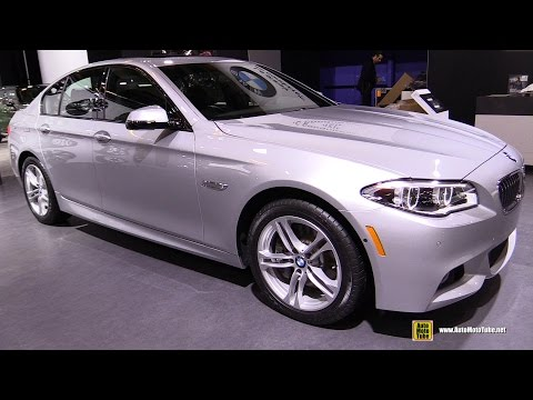2016 BMW 535d M Sport - Exterior and Interior Walkaround - 2016 Montreal Auto Show