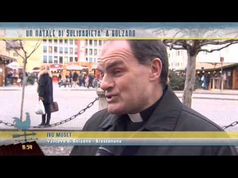Un Natale di solidarietà a Bolzano