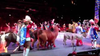 Ringling Bros. and Barnum and Bailey Circus 2011