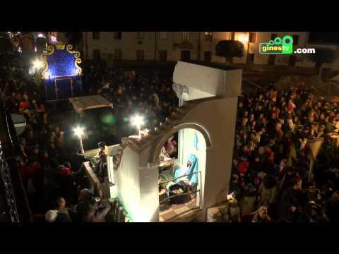 Cabalgata de Reyes Magos de Gines 2015 (COMPLETO)