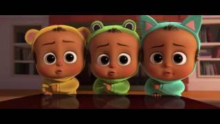 Baby šéf - trailer na rozprávku