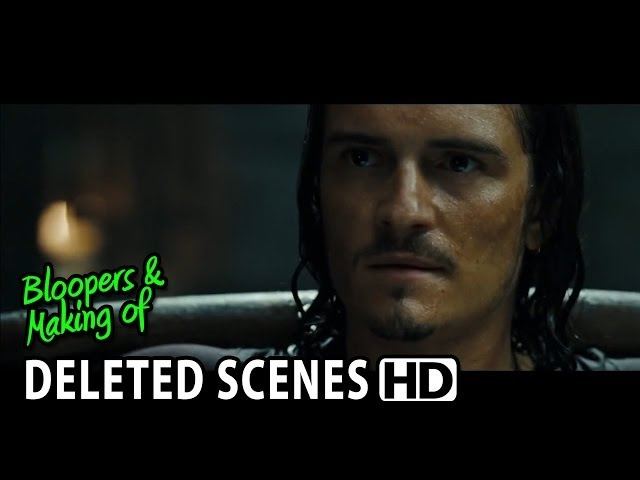 Pirates of the Caribbean: At World's End (2007) Deleted, Extended & Alternative Scenes #2