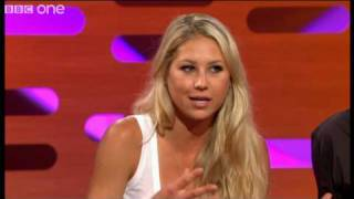 Anna Kournikova - The Graham Norton Show - BBC One
