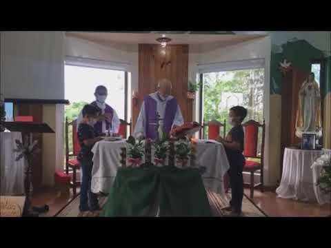 Santa Missa | 19.12.2020 | Sábado | Padre José Sometti | ANSPAZ