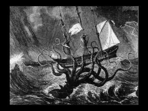 The Kraken vs. The Giant Squid, A short doentary that compares the legendary sea monster The Kraken with what is known about the Giant Squid. A Kraken is a legendary sea monster that is said to dwell off the coasts of Norway and Greenland.