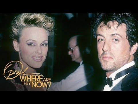 Brigitte Nielsen's Marriage to Sylvester Stallone | Where Are They Now? | Oprah Winfrey Network