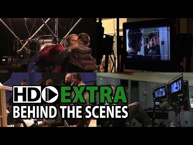 The Amazing Spider-Man (2012) Making of & Behind the Scenes (Part2/6)