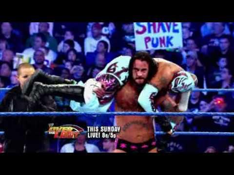 Over the Limit: Rey Mysterio vs. CM Punk (S.E.S. Pledge vs. Hair Match)