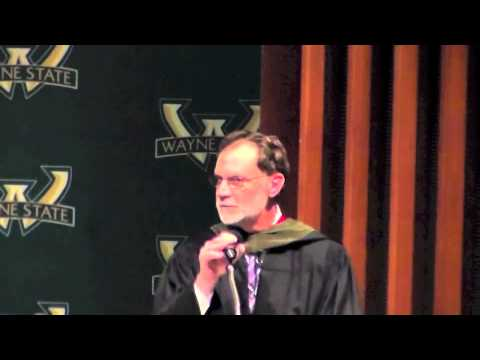 WSU 2013 Pharmacy Honors Convocation - Comments of Dean Rick Slaughter