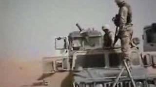 How NOT To Fire A 50 Cal Machine Gun