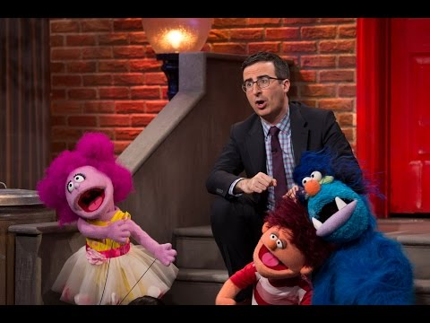 Last Week Tonight with John Oliver Prison HBO