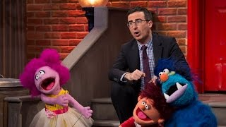 John Oliver: America's Prison System is Broken and Muppets