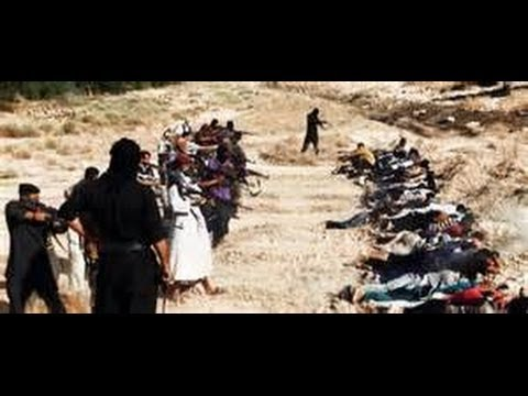 July 2014 Breaking News ISIS Militants Post Images Of Mass Iraq Soldier Killings