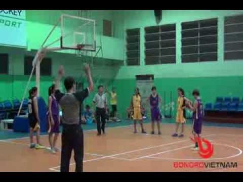 [Giao hữu] Nữ - Trẻ TP.HCM vs Champasak (Lào) - www.Bongrovietnam.com