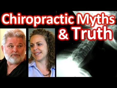 Chiropractic Adjustment Myth: Neck Cracking, Is Chiropractic Safe & Real? The Truth Talks.