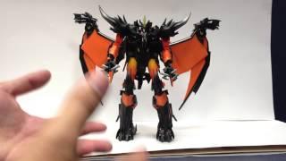 Transformers Prime Predacons Rising BEAST FIRE