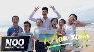 MÀU XANH   NOO PHƯỚC THỊNH & TEAM THE VOICE KIDS   OFFICIAL MV