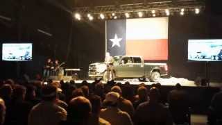All New 2015 Ford F-150 Truck Reveal North Texas 2015