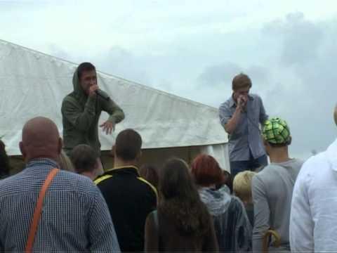 Смотреть видео Хип-хоп в рамках Праздника города Вентспилс