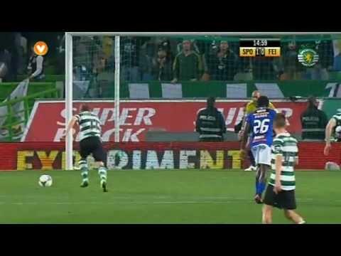 24j :: Sporting - 1 x Feirense - 0 de 2011/2012