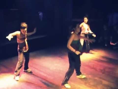 Ain Salah NORICO KAZUE AKI Ci-pher 2005 House Dance インサラ