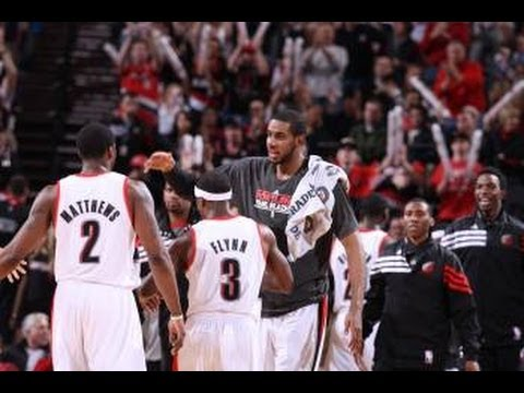 Portland Trail Blazers Top 10 Plays of the 2012 Season