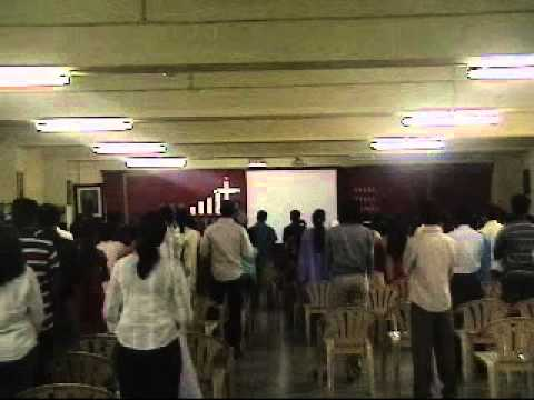 Jesus youth Hyderabad Family Gathering Get_connected.wmv
