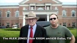 The Alex Jones Show On The Radio KKGM 1630 AM In Dallas