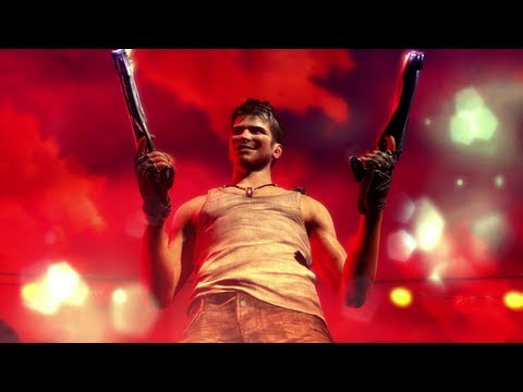 DMC: Devil May Cry PC Gameplay