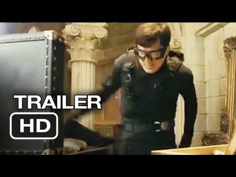 Chinese Zodiac TRAILER 2 (2012) - Jackie Chan Movie HD