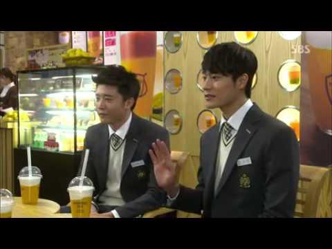 [The Heirs] Krystal Jung and Kang Minhyuk cut