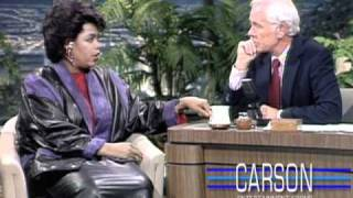 Johnny Carson: Oprah Winfrey, First Appearance 1986