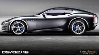 Maserati Alfieri Coming, McLaren Selling Near New F1, Fiat 124 Spider Price - Fast Lane Daily