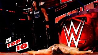 Top 10 Raw moments: WWE Top 10, Oct. 3, 2016