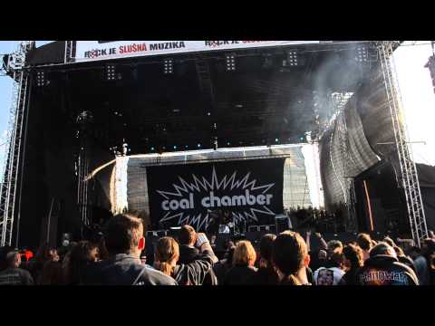 BASINFIREFEST 2013 Coal Chamber USA song1