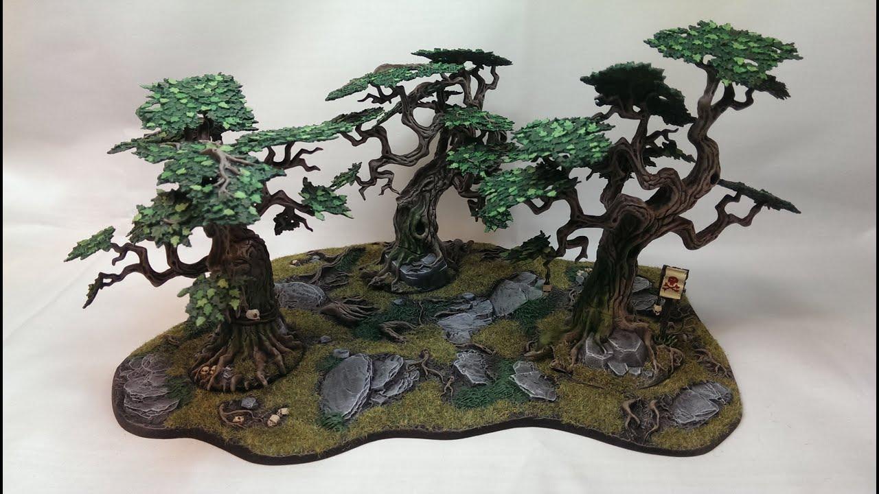Citadel Wood Painting Guide
