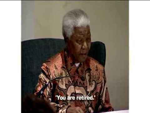 Remembering Madiba - A Tribute