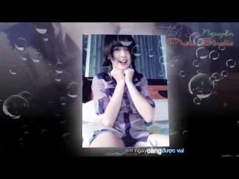 [Sub effect Karaoke HD] Tình yêu bất tận - HKT (Full Beat) [Girl xinh, gái xinh, Teen xinh 2014]]