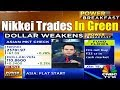 Asian Market Check Nikkei In Green As Inflation Data Up By CNBC TV18