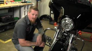 Kuryakyn Garge: Harley Davidson Street Glide Front End
