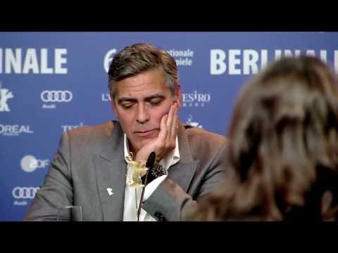 Asking George Clooney about Ukraine, Berlinale 2014, Studio 1+1